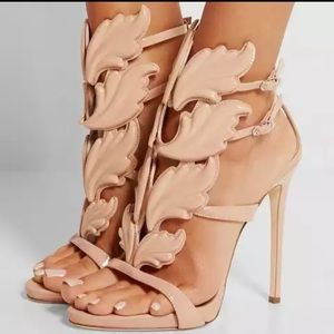 Shoes - 💛Nude Stiletto Heels💛